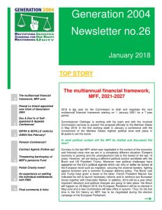 thumbnail of G2004 Newsletter no 26 2018